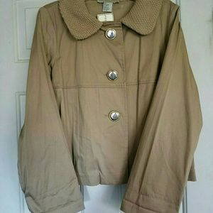 NWT  Requirements Jacket